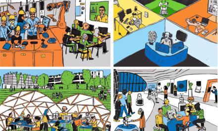 ToekomstAtelier: maatschappijbetrokken talenonderwijs aan de VUB